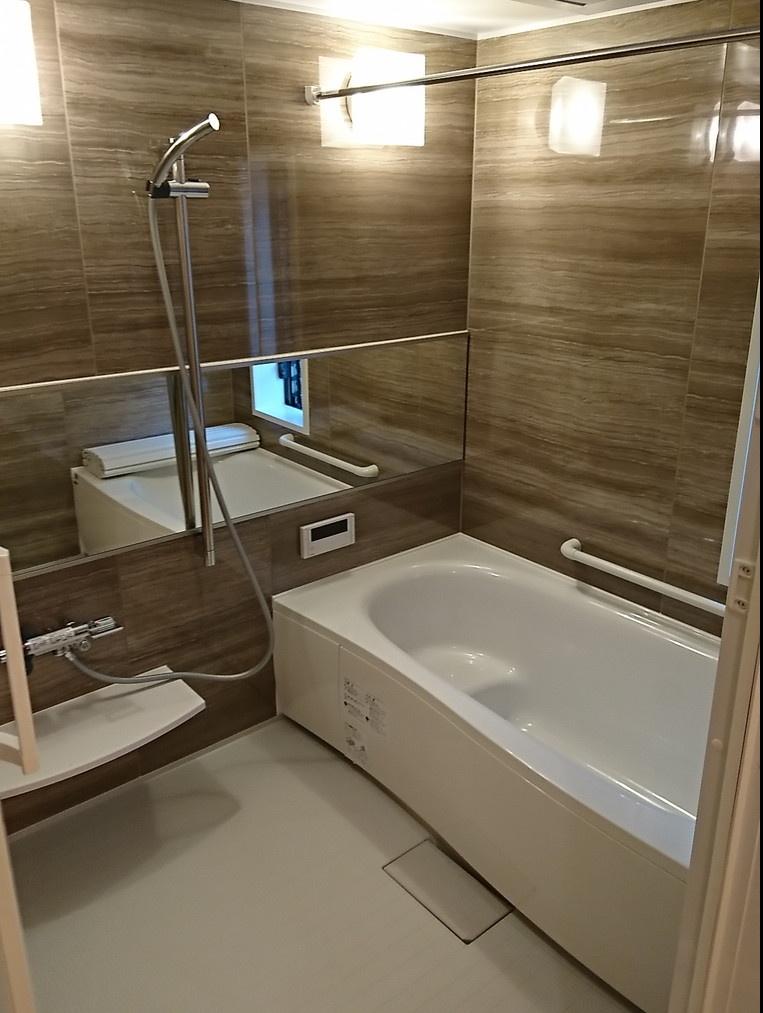 浴室after