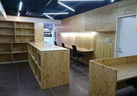 #054 中央区オフィス リノベーション