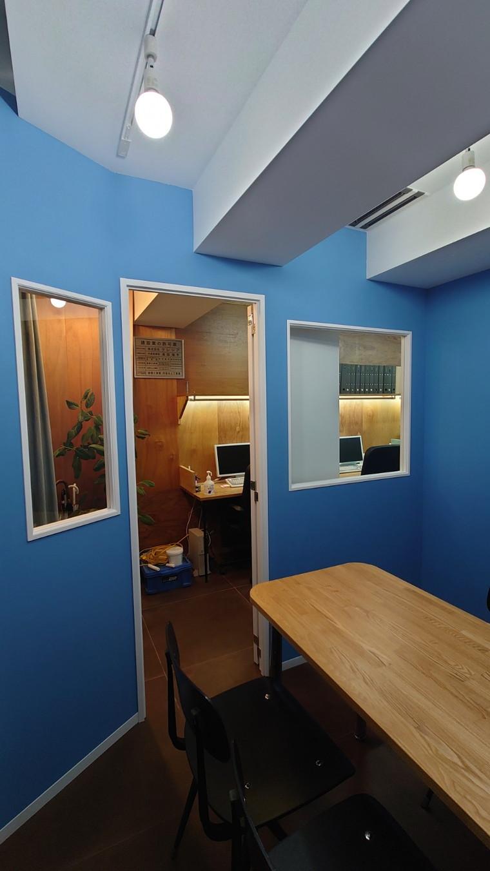 施工事例#110 中央区オフィス リフォーム